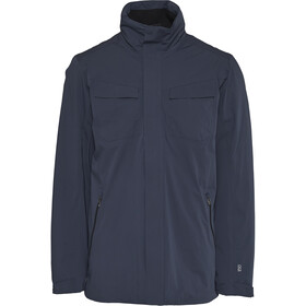 North Bend Tech Jacket Men blue ink